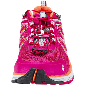 Jack Wolfskin Passion Trail Low - Chaussures running Femme - rouge
